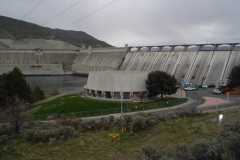 grand coulee visitor center